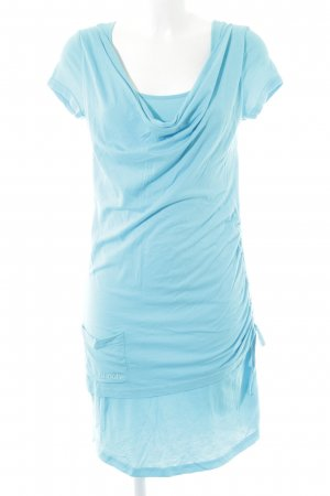 Bench Shirtkleid türkis-hellblau