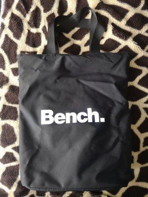 Bench Shopper blanc-noir