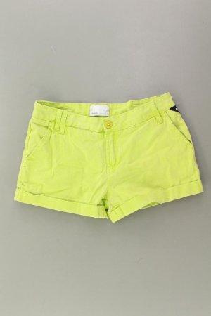 Bench Short jaune-jaune fluo-jaune citron vert-jaune foncé coton