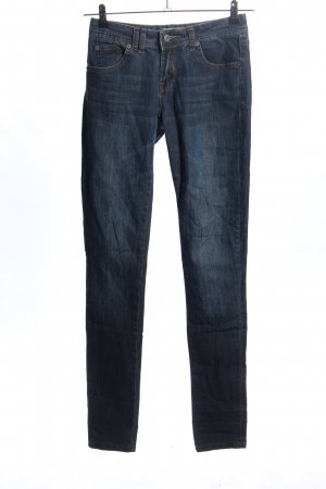 Bench Skinny Jeans blau Casual-Look