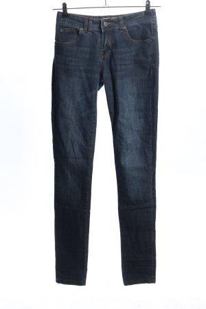 Bench Jeans skinny blu stile casual