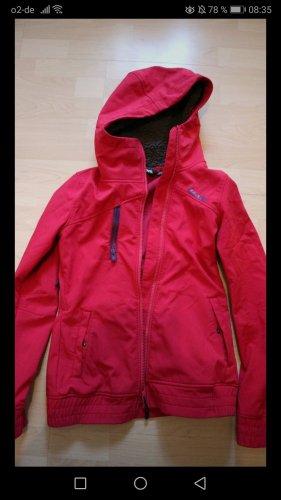 Bench Softshell Jacket raspberry-red-dark violet