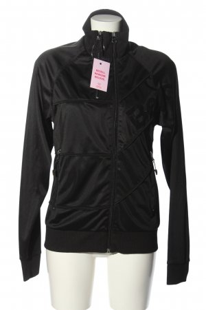 Bench Giacca softshell nero stile casual
