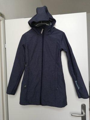 Bench Softshell Jacket blue-dark blue