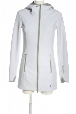Bench Softshell Jacket white-light grey casual look
