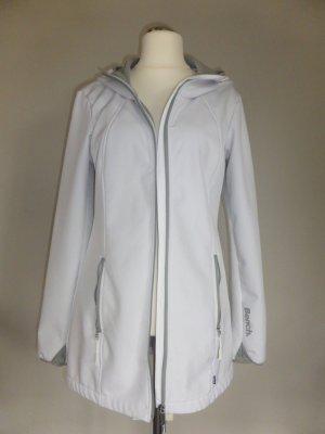 Bench Veste longue blanc tissu mixte