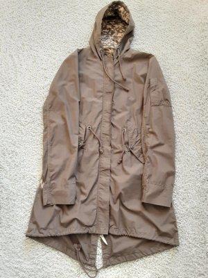 Bench Hooded Coat khaki