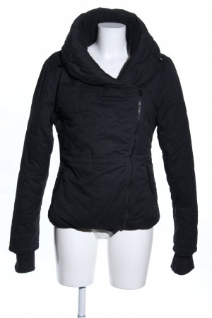 Bench Quilted Jacket black casual look