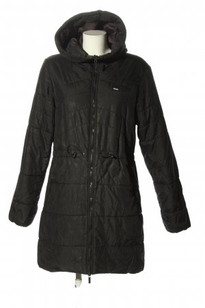 Bench Quilted Jacket black quilting pattern casual look