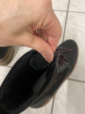 Bench Futrzane buty antracyt