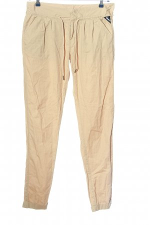 Bench Jersey Pants cream casual look
