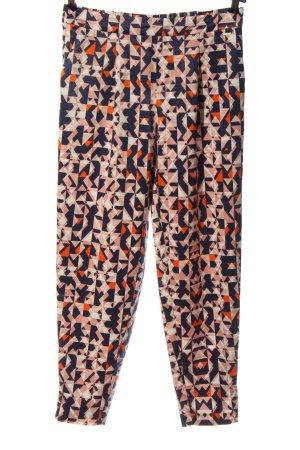Bench Pantalon en jersey motif abstrait style décontracté