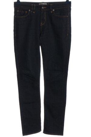 Bench Jeans coupe-droite bleu style décontracté