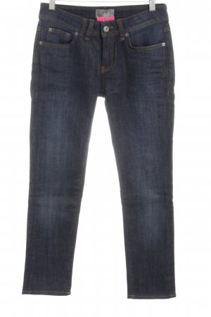 Bench Straight-Leg Jeans blau Casual-Look