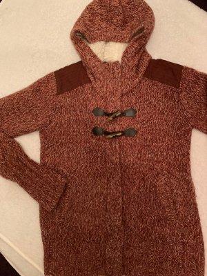 Bench Veste en tricot rouille-brun