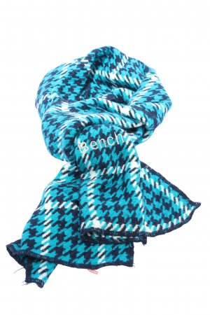 Bench Knitted Scarf allover print casual look