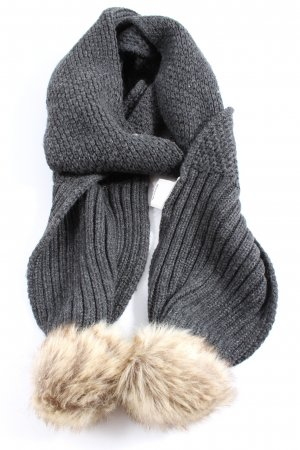 Bench Knitted Scarf light grey casual look