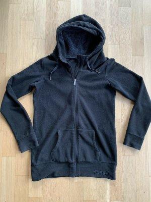 Bench Sweat Jacket black-dark grey