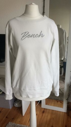 Bench Sweater weiß