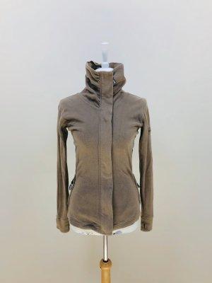 Bench sweatjacke Jacke sweatshirt Gr. 36 S (od 34 XS)