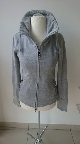 Bench Sports Jacket silver-colored