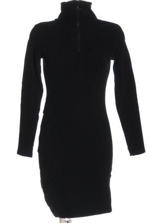 Bench Robe Sweat noir style décontracté