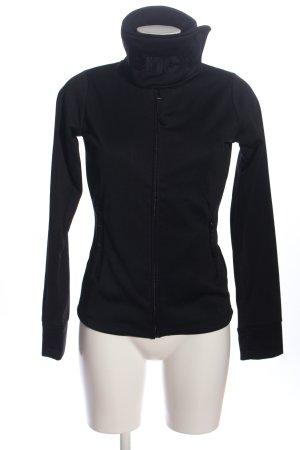 Bench Sweat Shirt black casual look