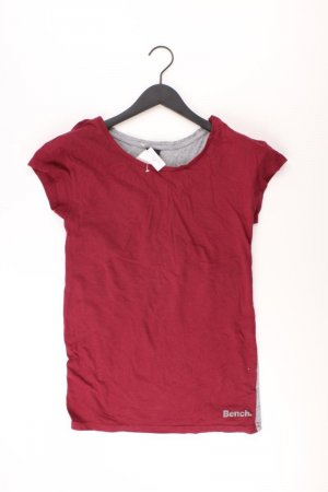 Bench T-Shirt bright red-red-neon red-dark red-brick red-carmine-bordeaux-russet