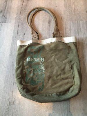 Bench Shoulder Bag khaki
