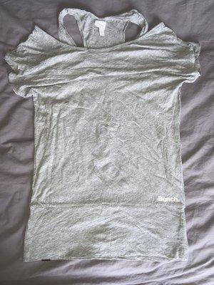 Bench Camisa de un solo hombro multicolor
