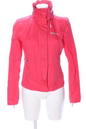 Bench Übergangsjacke pink Casual-Look