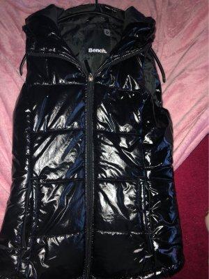 Bench Chaleco con capucha negro