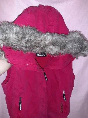 Bench Reversible Vest magenta