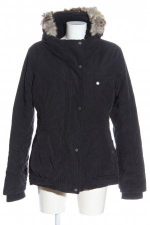Bench Winter Jacket blue casual look