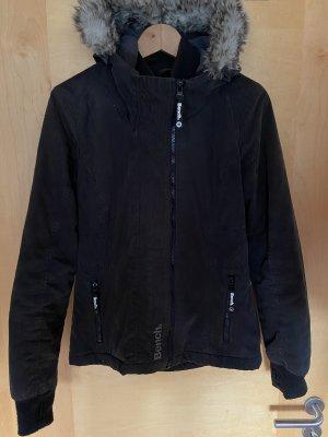 Bench Kurtka zimowa czarny-antracyt