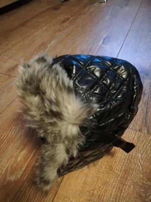 Bench Chapeau en fourrure noir