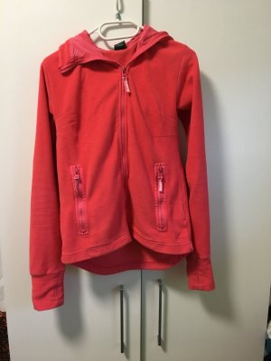 Bench Fleece Jackets bright red polyester