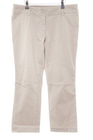 Benetton 7/8-Hose beige Casual-Look