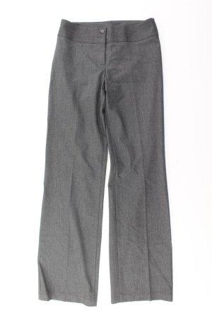 Benetton Anzughose Größe 40 grau aus Polyester