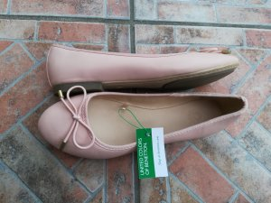 Benetton Slip-on Shoes pink