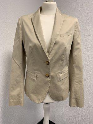 Benetton Lange blazer beige-nude