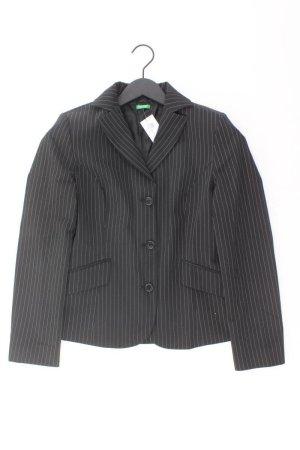 Benetton Blazer zwart Polyester