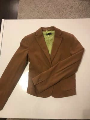 Benetton Blazer in Senfgelb