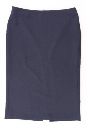 Benetton Falda de tubo azul-azul neón-azul oscuro-azul celeste Poliéster