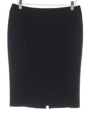 Benetton Bleistiftrock schwarz Elegant