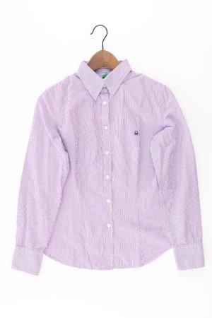 Benetton Bluse Größe M lila