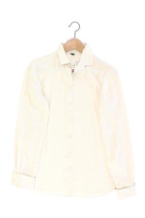 Benetton Bluse Größe XS creme aus Polyester
