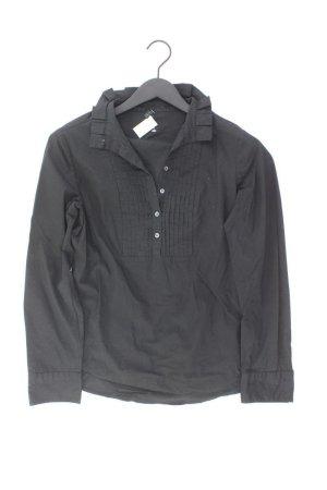 Benetton Bluse schwarz Größe M