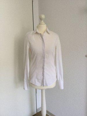 United Colors of Benetton Cols de blouses blanc