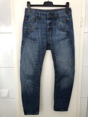 Benetton Jeans Jeans boyfriend bleu